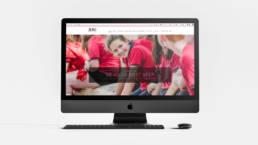 xic college website design