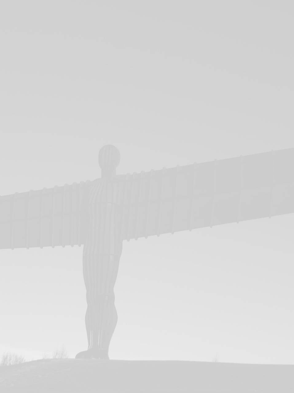 seo newcastle image of the angel of the north