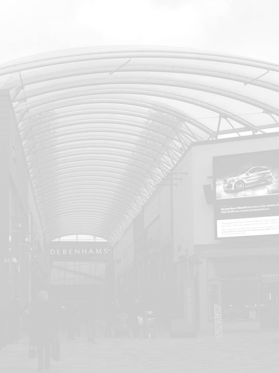 seo wakefield image of trinity shopping wakefield