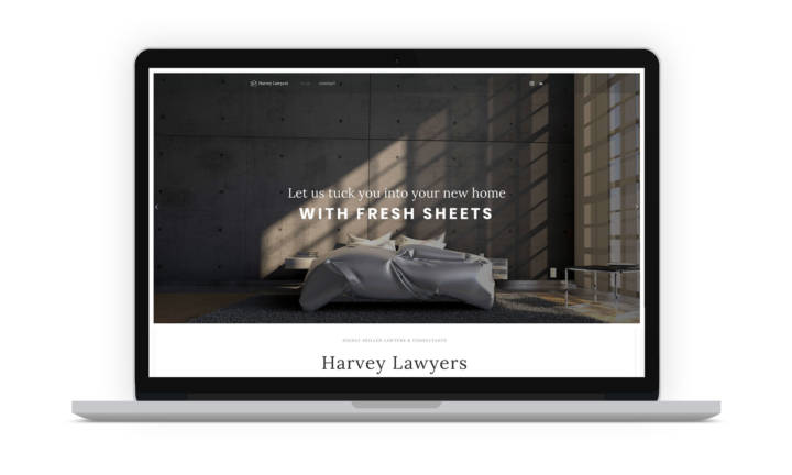 laptop website for lawyers